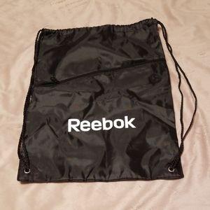 NWOT light nylon Reebok backpack